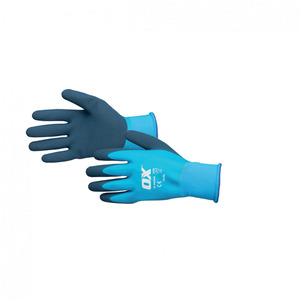 Ox Waterproof Latex Gloves