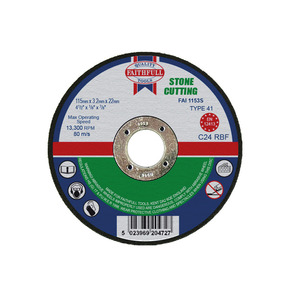 Stone Cutting Disc Flat