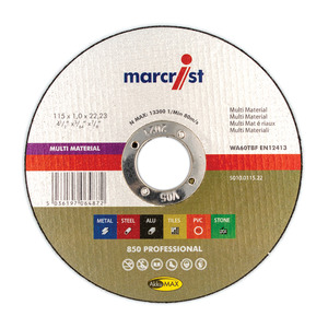 Metal Cutting Disc Multi Material