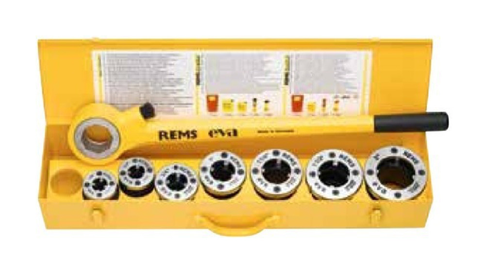 Rems Pipe Threader