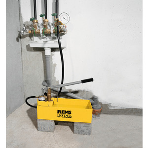 Rems Push Test Pump