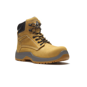 Nubuck Safety Boot