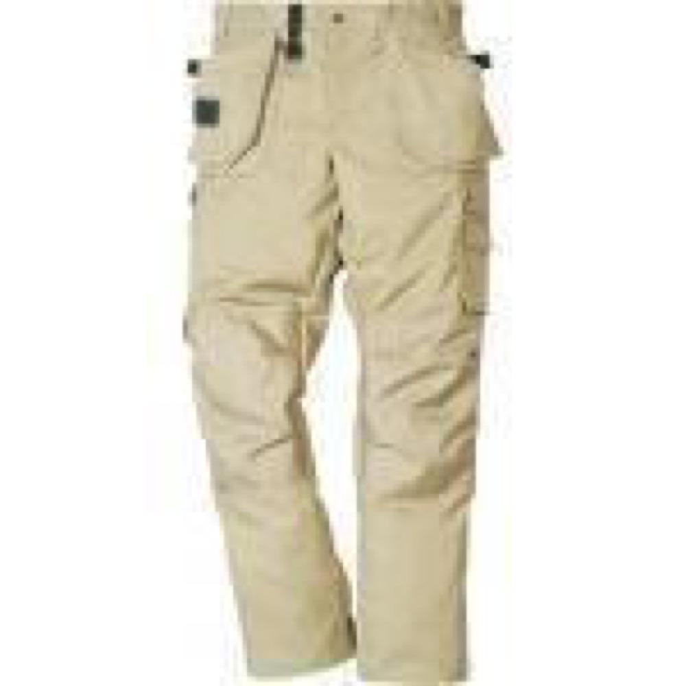 Khaki Tradesman Trousers