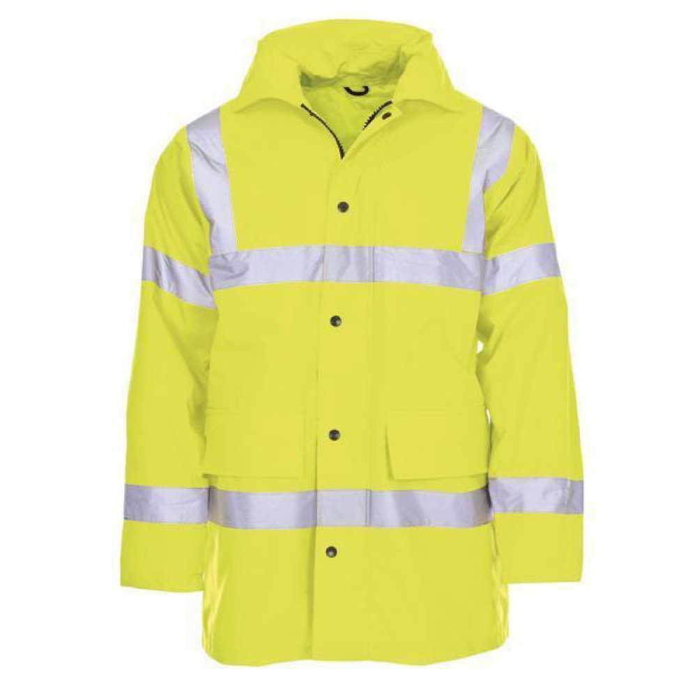 Hi-Visi Jacket Yellow