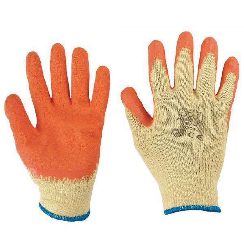 Gloves Knitshell Latex Scaglocs