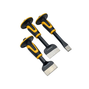 3 Piece Chisel And Bolster Set