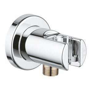 Grohe Relexa Shower Elbow And Holder