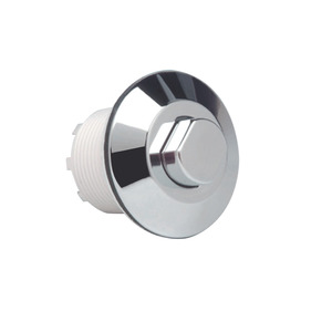 Grohe 38488 Chrome Plate Dal Button