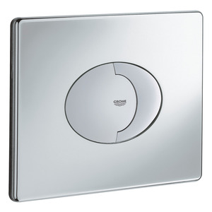 Grohe Horizontal Double Flush Plate