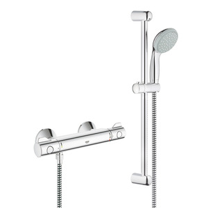 Grohe Grotherm 800 Exp Shower Set
