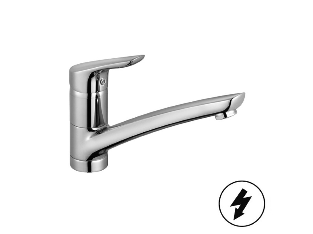 Kludi Tercio Single Lever Sink Displacement Heater Tap