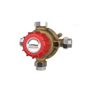 Steam Water Mixing Valve
