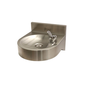 Stainless Steel Wall Mounted Drinking Fountain