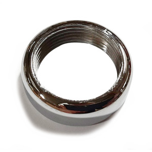 Novus Chrome Plate Locking Ring NW86/25
